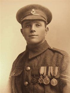 Photo:Corporal Alfred Alexander Burt VC