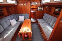 2000 Hallberg-Rassy 42 Sail Boat For Sale - www.yachtworld.com