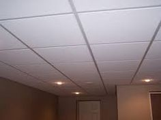 Painting that Thing Called the Suspended Ceiling System Grid