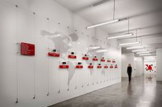 Three Installations @ SanDisk HQ with VDTA on Behance