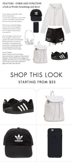 """""""Untitled #54"""" by darklady03 ❤ liked on Polyvore featuring adidas and Aéropostale"""