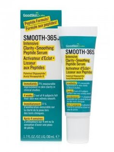 GoodSkins Lab - Smooth-365 Intensive Clarity+Smoothing Peptide Serum