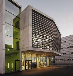 The Blaas General Partnership Building Facade Architecture Design …