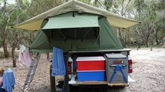 Wonderful OffRoad Camper Trailer  Kimberley Kampers Camping Kitchen  YouTube