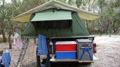Wonderful OffRoad Camper Trailer  Kimberley Kampers Camping Kitchen  YouTube