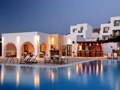 Liostasi Ios Hotel & Spa - 4 Star Hotel in Ios, Cyclades