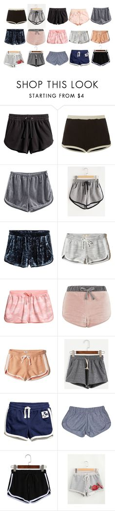 """Untitled #174"" by monroden on Polyvore featuring RED Valentino, H&M, Hollister Co., Topshop e Mikoh"