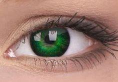 Eyelush Green Colour Contact Lenses | EyesBright.com