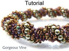 Beading Tutorial Pattern Bracelet Necklace door SimpleBeadPatterns