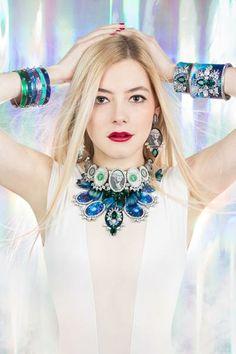 Bijoux de Famille Starlight necklace