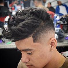 Haircut by valentinhorta http://ift.tt/1NEZ6kZ #menshair #menshairstyles…