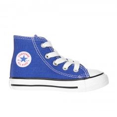002c72881a9e Converse All Star Seasonal Hi Trainer Infant - Radio Blue Chuck Taylor Shoes