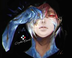 Crystal Exarch by Final Fantasy Artwork, Final Fantasy Xiv, Fantasy Series, Anime Fantasy, Fantasy Inspiration, Character Inspiration, Character Art, Character Design, Mask Drawing