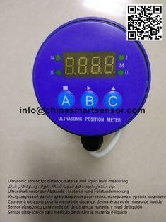Pin On Ultrasonic Sensor Ultrasonic Level Meter Ultrasound Distance Sensor