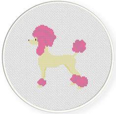 Mouseloft pata huellas Cross Stitch Kit ~ Perro Salchicha ~ Nuevo