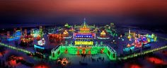 Jaw-Dropping Photos of China's Harbin Ice Festival