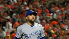 ALCS Gm1: Herrera gets double-play ball to end 6th