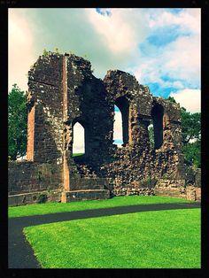 Egremont Castle - Cumbria