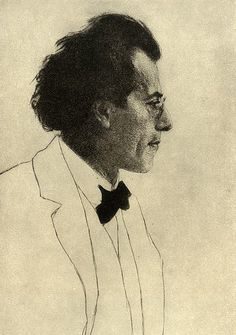 late-Romantic Austrian composer and conductor Gustav Mahler