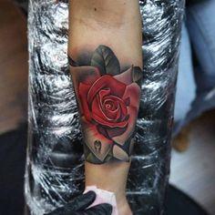 Rose Tattoos on Arm   Best Tattoo Ideas Gallery