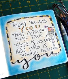 today you are you ... elvie studio