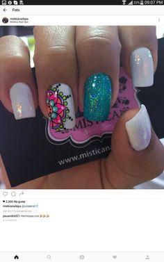 Resultado de imagen para arte de uñas mandalas