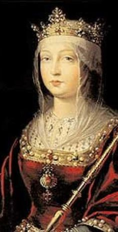 Isabella of Castile (April 22, 1451 – November 26, 1504) was queen of Castile and Aragon. Together with her husband, Ferdinand II of Aragon, their reign was a turning point for the Iberian Peninsula. The marriage of Isabella and Ferdinand joined the kingdoms of Castile and Aragon