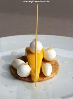 La tarte au citron - Le Corot - Ville d'Avray