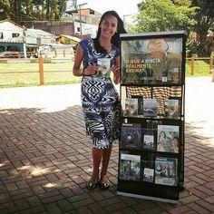 Taboão da Serra, Brazil. Thank you @kalline_nery #jwpreaching #jwservice #jwpioneer #publicwitnessing #testemunhopublico #predicacionpublica #cartwitnessing