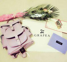 그라페아 가죽 백팩, Lavender www.grafea.com #grafea #그라페아 #백팩 #가방 #핸드백 #여자가방 #데일리백 #오오티디 #데일리룩 #데일리코디 #패션 #스타일 #ootd