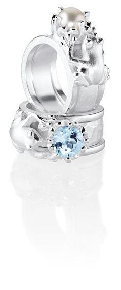Das Prinzip; Basic Ehering+ Seitenspringer Ring = Eheverheimlichungsring. www.drachenfels-design.de