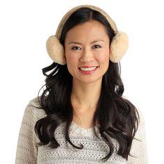 Earmuffs from EMU! Emu, Earmuffs, Boutique Shop, Pearl Earrings, Hats, Accessories, Shopping, Fashion, Moda