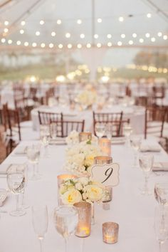 outdoor reception - deering estate wedding, miami wedding