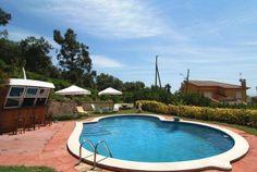 Villa Castell, Palafolls, Costa Maresme