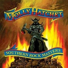 Molly Hatchet!  Let those rebel flags fly!  When the crowd was told to put them down so ppl behind them could see, the band yelled for them to fly them high anyway.   Fun night!