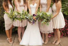 4 Bride & Bridesmaid Bouquets You Have to See! | Exquisite Weddings