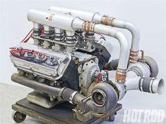 Twin Turbo Early HEMI