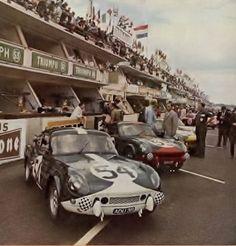 Spitfire ADU3B 1965 Le Mans