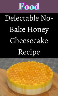 Oh, it's the holiday season- it is once again the most beautiful and most awaited time of the year where people spread nothing but love. #Delectable #Honey #CheesecakeRecipe Cheesecake Recipes, Dessert Recipes, Desserts, Choco Pie, Delicious Recipes, Yummy Food, Choco Chips, Chicken Wraps, Protein Shakes