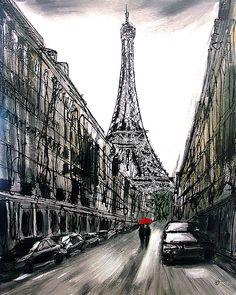 Paul Kenton - Paris Scene