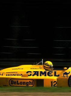 Ayrton Senna - Lotus