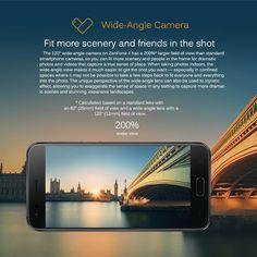 Ny Asus Zenfone 4 ZE554KL 4GB RAM 64GB ROM Android 7.1.1 5.5 '' 3 kameraer 3300mAh Octa core Dual Sim 12,1MP Smart mobiltelefon