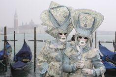 Toute sorte de masque de Venise !