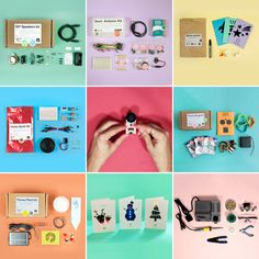 Always wanted to try DIY electronics? Check out these kits by Technology Will Save Us.
