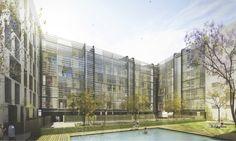 Una propuesta busca el desarrollo de 104 viviendas de consumo energético casi nulo