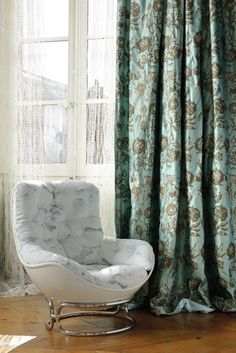 ENJOY RANGE. Chair LW_170 and Curtains LY_763