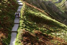 swansea :: hiking the gower peninsula