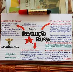 Resumo de História Geral Revolução Russa