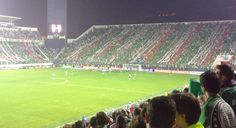 Palmeiras vs Coritiba - 5/08/2012 - first game final