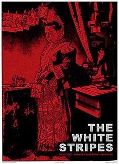 The white stripes by Rob Jones